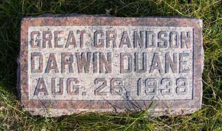 BEST, DARWIN DUANE - Box Butte County, Nebraska | DARWIN DUANE BEST - Nebraska Gravestone Photos