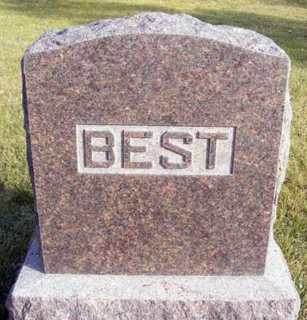 BEST, FAMILY - Box Butte County, Nebraska | FAMILY BEST - Nebraska Gravestone Photos