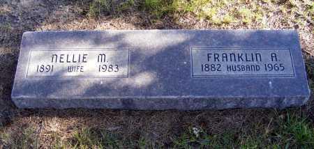 BLACK, FRANKLIN A. - Box Butte County, Nebraska | FRANKLIN A. BLACK - Nebraska Gravestone Photos