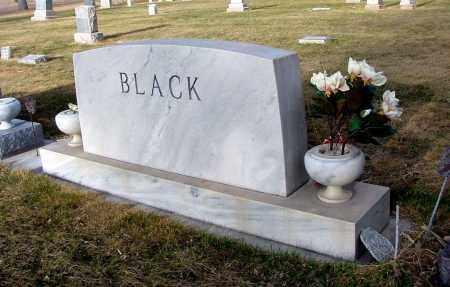 BLACK, FAMILY - Box Butte County, Nebraska   FAMILY BLACK - Nebraska Gravestone Photos