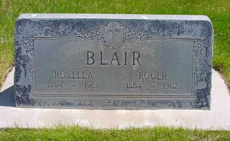 BLAIR, ROSELLA - Box Butte County, Nebraska | ROSELLA BLAIR - Nebraska Gravestone Photos