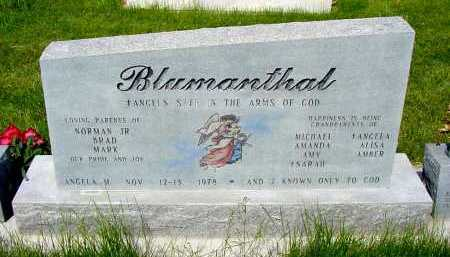 BLUMANTHAL, FAMILY - Box Butte County, Nebraska | FAMILY BLUMANTHAL - Nebraska Gravestone Photos