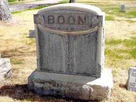 BOON, FAMILY - Box Butte County, Nebraska | FAMILY BOON - Nebraska Gravestone Photos