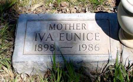 BREKKE, IVA EUNICE - Box Butte County, Nebraska | IVA EUNICE BREKKE - Nebraska Gravestone Photos