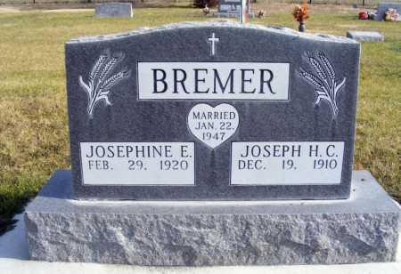 BREMER, JOSEPHINE E. - Box Butte County, Nebraska   JOSEPHINE E. BREMER - Nebraska Gravestone Photos