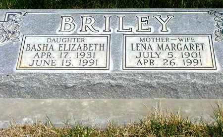BRILEY, BASHA ELIZABETH - Box Butte County, Nebraska   BASHA ELIZABETH BRILEY - Nebraska Gravestone Photos