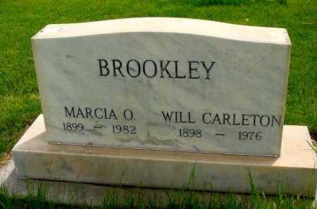 BROOKLEY, WILL CARLETON - Box Butte County, Nebraska | WILL CARLETON BROOKLEY - Nebraska Gravestone Photos