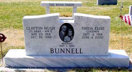 BUNNELL, CLAYTON HUGH - Box Butte County, Nebraska | CLAYTON HUGH BUNNELL - Nebraska Gravestone Photos