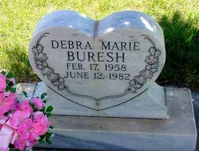 BURESH, DEBRA MARIE - Box Butte County, Nebraska | DEBRA MARIE BURESH - Nebraska Gravestone Photos