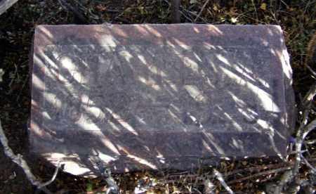 BURLEW, CHARLES A. - Box Butte County, Nebraska | CHARLES A. BURLEW - Nebraska Gravestone Photos