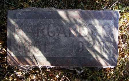 BURLEW, MARGARET C. - Box Butte County, Nebraska | MARGARET C. BURLEW - Nebraska Gravestone Photos