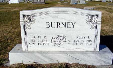 BURNEY, RUDY R. - Box Butte County, Nebraska   RUDY R. BURNEY - Nebraska Gravestone Photos