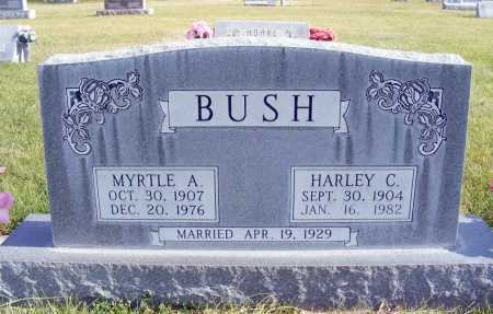 BUSH, MYRTLE A. - Box Butte County, Nebraska | MYRTLE A. BUSH - Nebraska Gravestone Photos