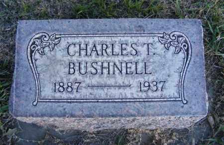 BUSHNELL, CHARLES T. - Box Butte County, Nebraska   CHARLES T. BUSHNELL - Nebraska Gravestone Photos