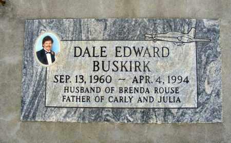 BUSKIRK, DALE EDWARD - Box Butte County, Nebraska | DALE EDWARD BUSKIRK - Nebraska Gravestone Photos