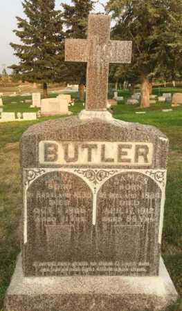 BUTLER, JAMES - Box Butte County, Nebraska | JAMES BUTLER - Nebraska Gravestone Photos