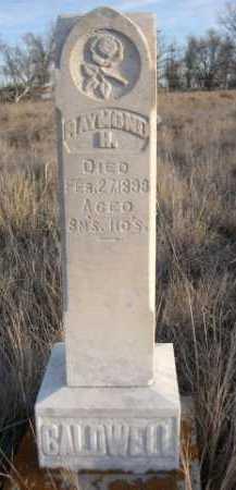 CALDWELL, RAYMOND H. - Box Butte County, Nebraska   RAYMOND H. CALDWELL - Nebraska Gravestone Photos