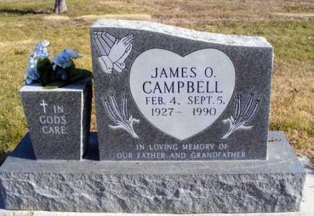 CAMPBELL, JAMES O. - Box Butte County, Nebraska   JAMES O. CAMPBELL - Nebraska Gravestone Photos
