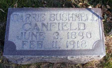 CANFIELD, CARRIE - Box Butte County, Nebraska | CARRIE CANFIELD - Nebraska Gravestone Photos