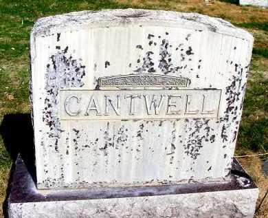 CANTWELL, FAMILY - Box Butte County, Nebraska | FAMILY CANTWELL - Nebraska Gravestone Photos