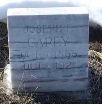 CAREY, JOSEPH F. - Box Butte County, Nebraska   JOSEPH F. CAREY - Nebraska Gravestone Photos