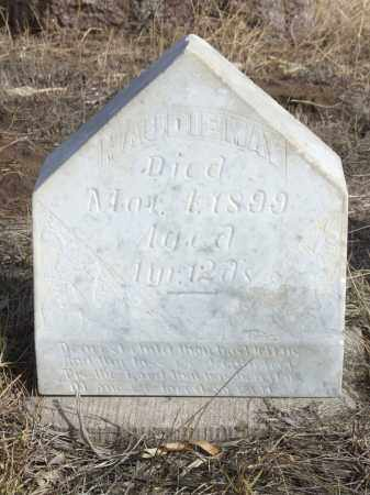 CAREY, MAUDIE MAY - Box Butte County, Nebraska | MAUDIE MAY CAREY - Nebraska Gravestone Photos