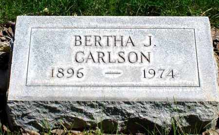 CARLSON, BERTHA J. - Box Butte County, Nebraska | BERTHA J. CARLSON - Nebraska Gravestone Photos