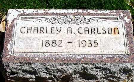 CARLSON, CHARLEY A. - Box Butte County, Nebraska | CHARLEY A. CARLSON - Nebraska Gravestone Photos