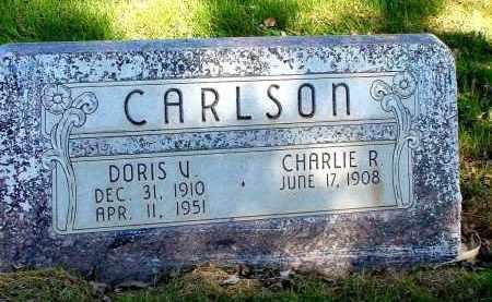 CARLSON, CHARLIE R. - Box Butte County, Nebraska   CHARLIE R. CARLSON - Nebraska Gravestone Photos