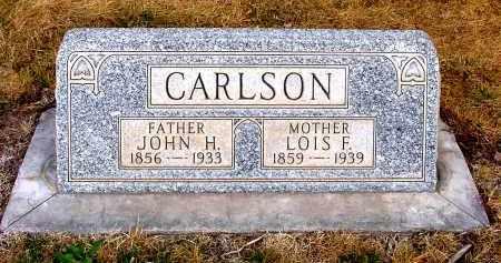 CARLSON, JOHN H. - Box Butte County, Nebraska | JOHN H. CARLSON - Nebraska Gravestone Photos