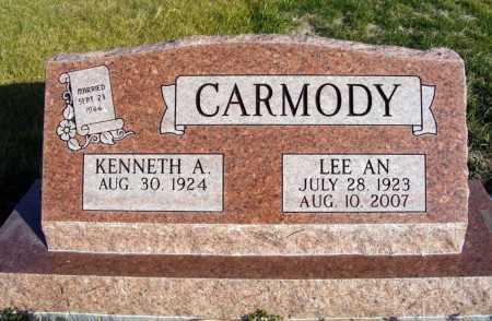 CARMODY, LEE AN - Box Butte County, Nebraska | LEE AN CARMODY - Nebraska Gravestone Photos