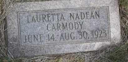 CARMODY, LAURETTA - Box Butte County, Nebraska   LAURETTA CARMODY - Nebraska Gravestone Photos