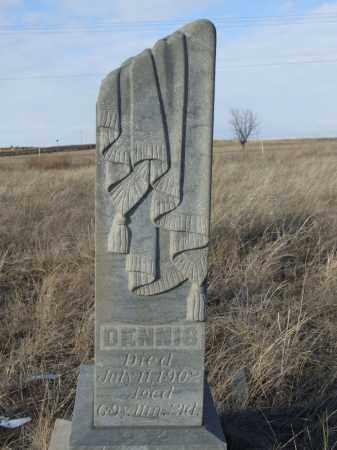 CARPENTER, DENNIS - Box Butte County, Nebraska | DENNIS CARPENTER - Nebraska Gravestone Photos