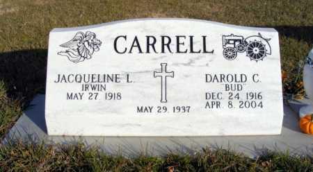 CARRELL, JACQUELINE L. - Box Butte County, Nebraska   JACQUELINE L. CARRELL - Nebraska Gravestone Photos