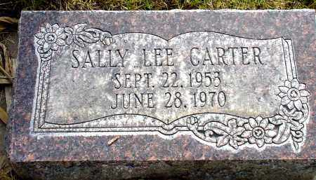 CARTER, SALLY LEE - Box Butte County, Nebraska | SALLY LEE CARTER - Nebraska Gravestone Photos