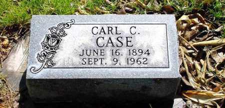 CASE, CARL C. - Box Butte County, Nebraska | CARL C. CASE - Nebraska Gravestone Photos