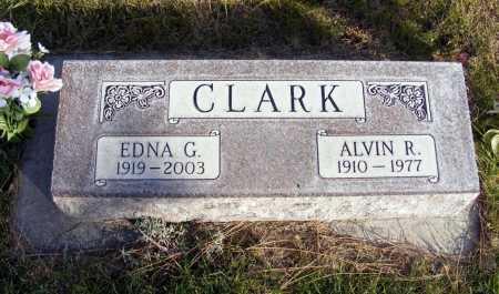 CLARK, EDNA G. - Box Butte County, Nebraska | EDNA G. CLARK - Nebraska Gravestone Photos
