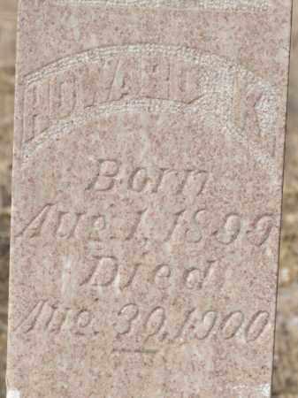 CLARK, HOWARD K. - Box Butte County, Nebraska | HOWARD K. CLARK - Nebraska Gravestone Photos