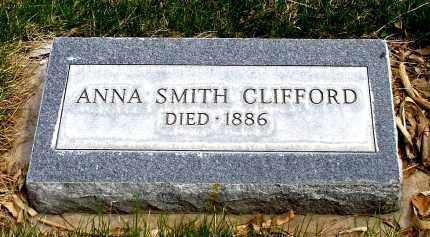 CLIFFORD, ANNA - Box Butte County, Nebraska | ANNA CLIFFORD - Nebraska Gravestone Photos