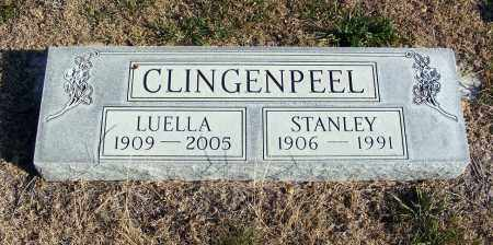CLINGENPEEL, LUELLA - Box Butte County, Nebraska | LUELLA CLINGENPEEL - Nebraska Gravestone Photos