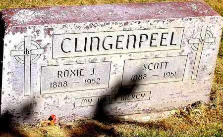 CLINGENPEEL, SCOTT - Box Butte County, Nebraska | SCOTT CLINGENPEEL - Nebraska Gravestone Photos