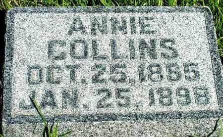 COLLINS, ANNIE - Box Butte County, Nebraska | ANNIE COLLINS - Nebraska Gravestone Photos