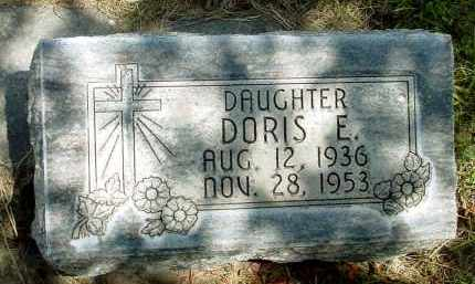 COLLINS, DORIS E. - Box Butte County, Nebraska | DORIS E. COLLINS - Nebraska Gravestone Photos