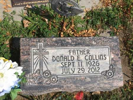 COLLINS, DONALD E. - Box Butte County, Nebraska | DONALD E. COLLINS - Nebraska Gravestone Photos