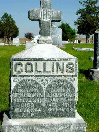 COLLINS, JAMES - Box Butte County, Nebraska | JAMES COLLINS - Nebraska Gravestone Photos