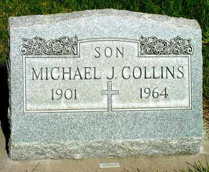 COLLINS, MICHAEL J. - Box Butte County, Nebraska   MICHAEL J. COLLINS - Nebraska Gravestone Photos