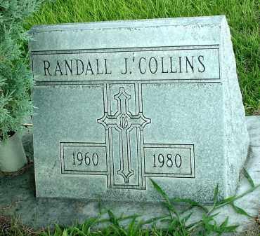 COLLINS, RANDALL J. - Box Butte County, Nebraska | RANDALL J. COLLINS - Nebraska Gravestone Photos