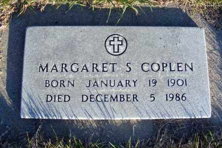 KRAUSE COPLEN, MARGARET S. - Box Butte County, Nebraska | MARGARET S. KRAUSE COPLEN - Nebraska Gravestone Photos