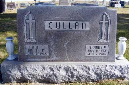 CULLAN, THOMAS P. - Box Butte County, Nebraska | THOMAS P. CULLAN - Nebraska Gravestone Photos