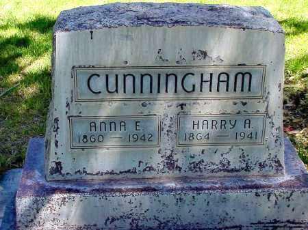 CUNNINGHAM, HARRY A. - Box Butte County, Nebraska | HARRY A. CUNNINGHAM - Nebraska Gravestone Photos